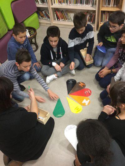 Les ateliers Montessori en 6e, pour un accompagnement personnalisé